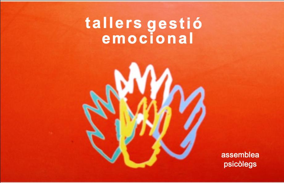 Tallers de gestió d'emocions i resiliència - Psicòlegs per la Independència